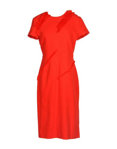 Altuzarra Knee-length Dress In Red