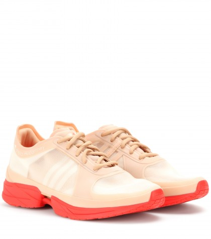 Adidas By Stella Mccartney In Pale Pink