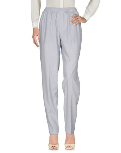 Carven Casual Pants In Slate Blue