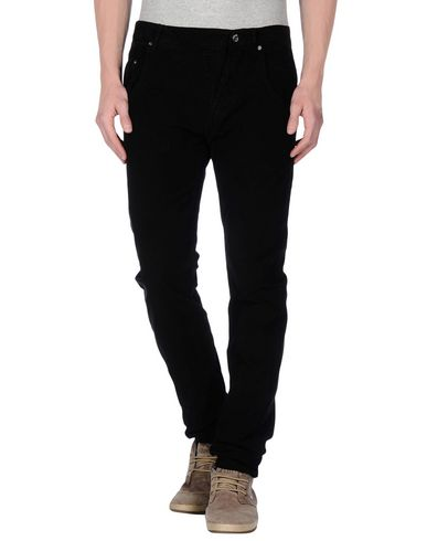 Dondup Casual Pants In Black
