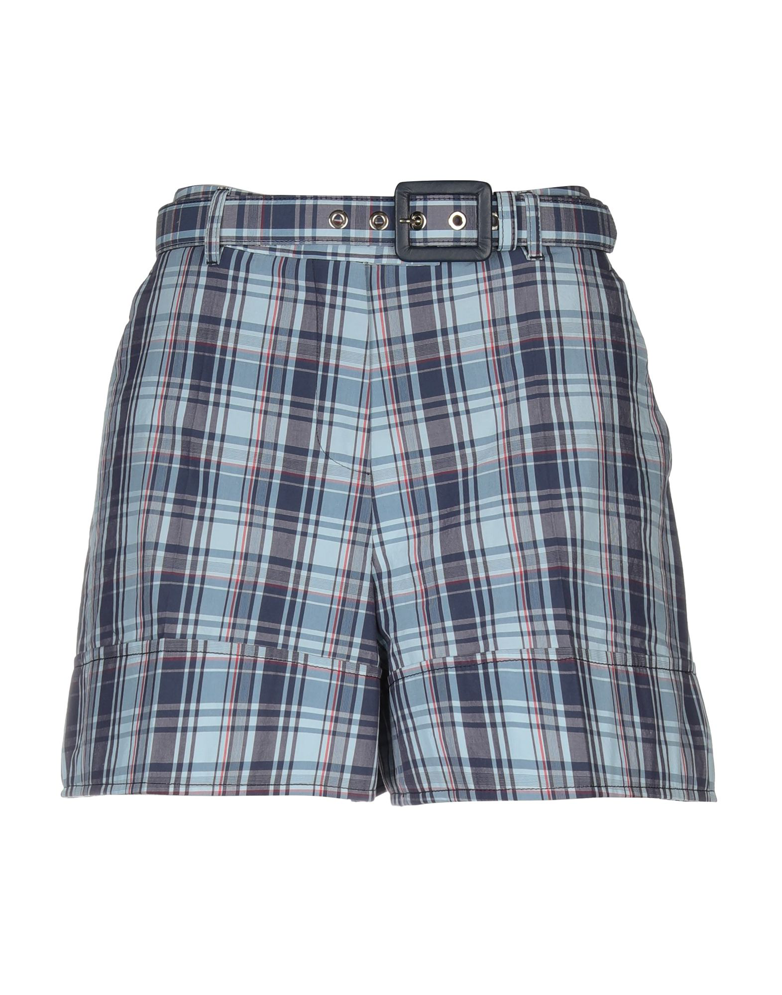 Moschino Cheap And Chic Shorts & Bermuda In Sky Blue
