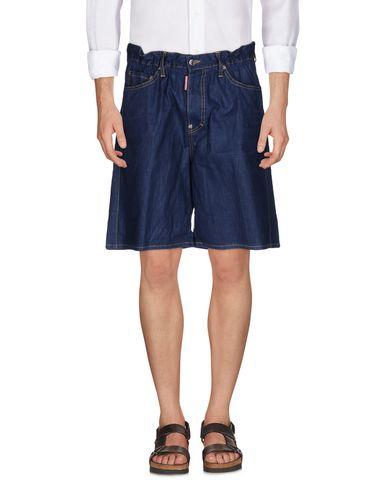 Dsquared2 Shorts & Bermuda In Slate Blue