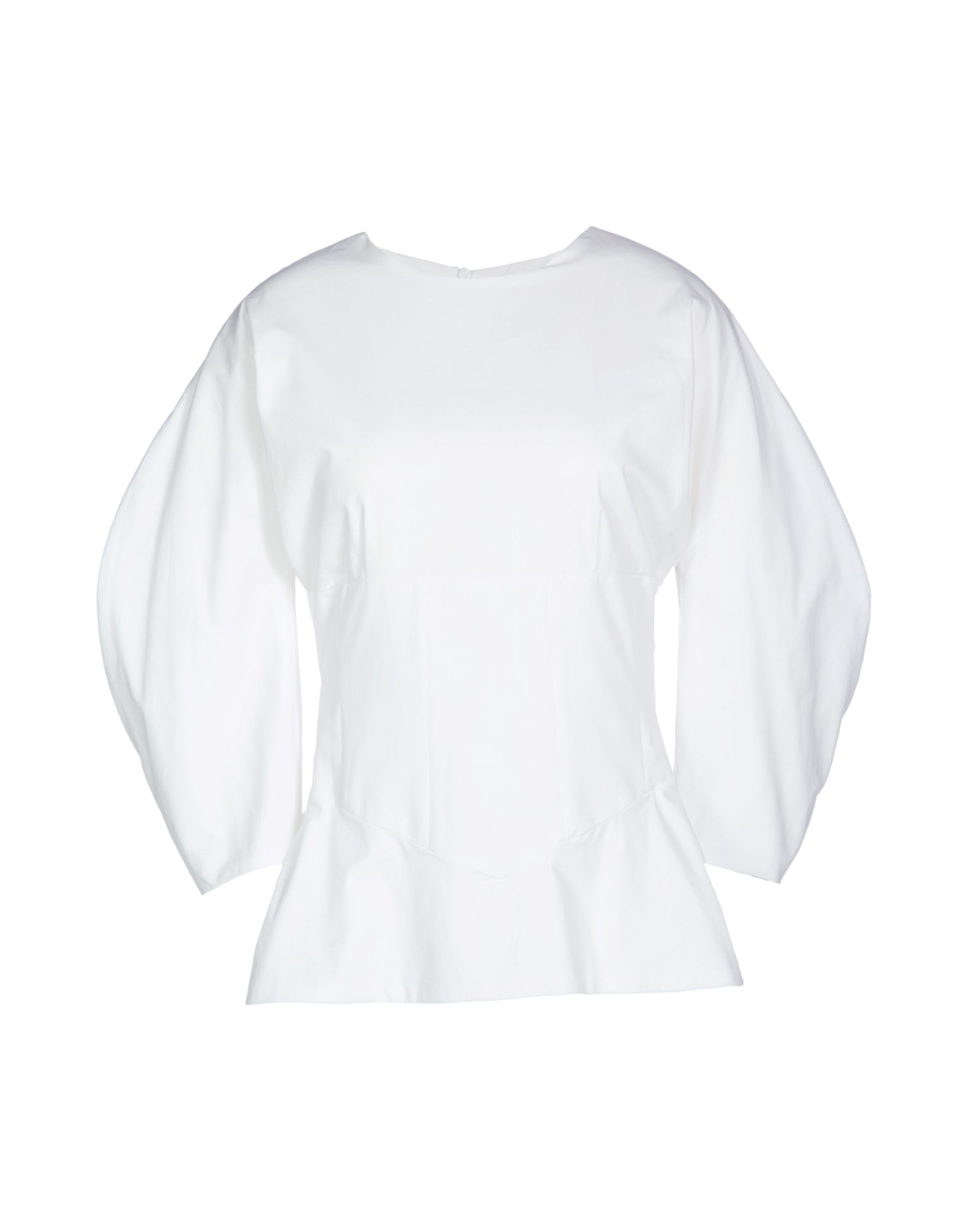 Paper London Blouse In White