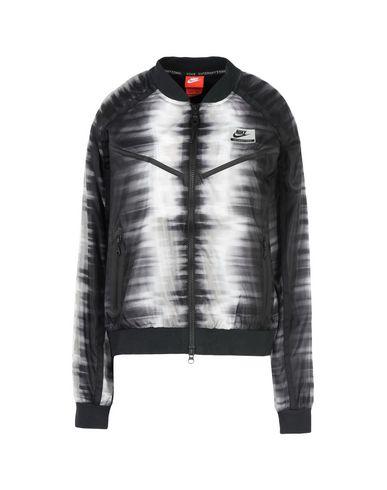 Nike Bomber In Black