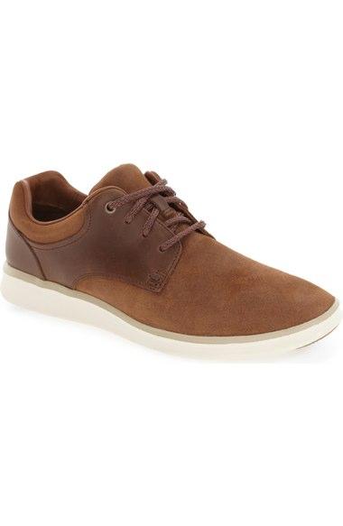 Ugg 'hepner' Sneaker (men) In Chestnut