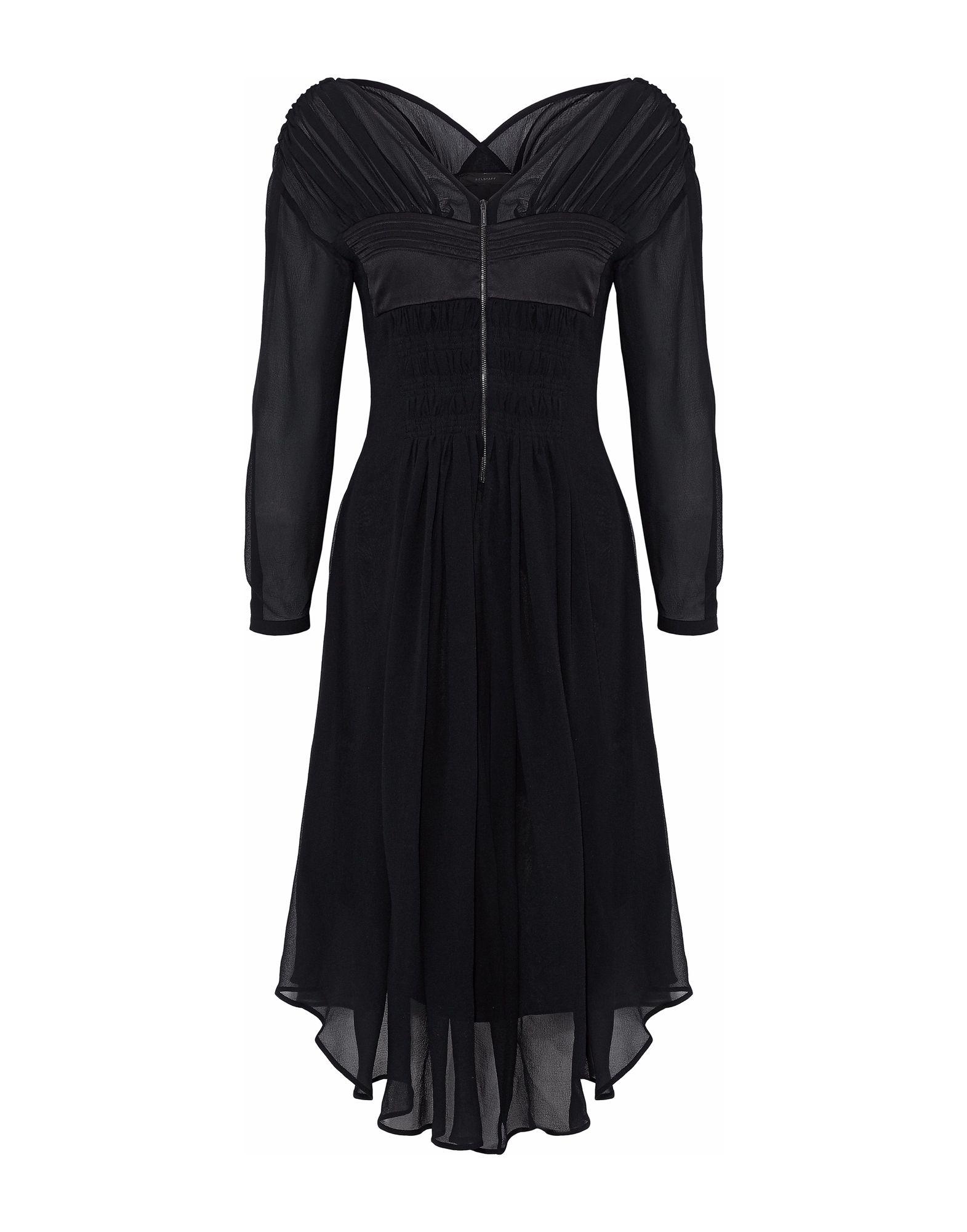 Belstaff Knee-length Dress In Black