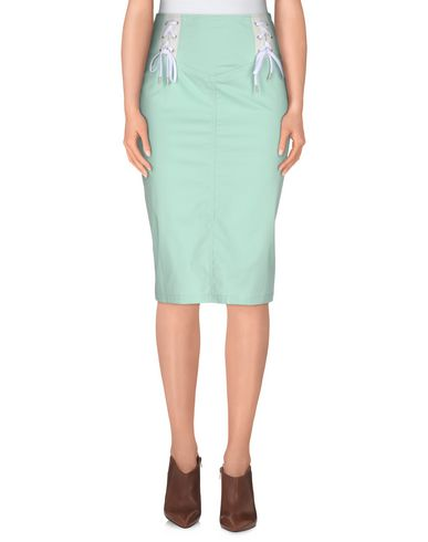 Love Moschino 3/4 Length Skirts In Light Green