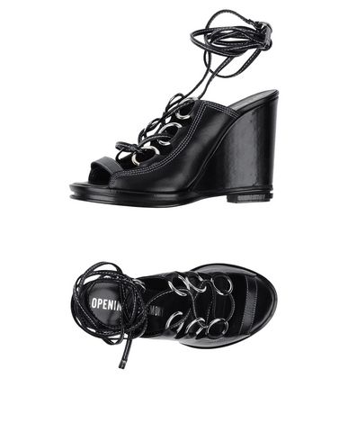 Opening Ceremony Sandals In Black