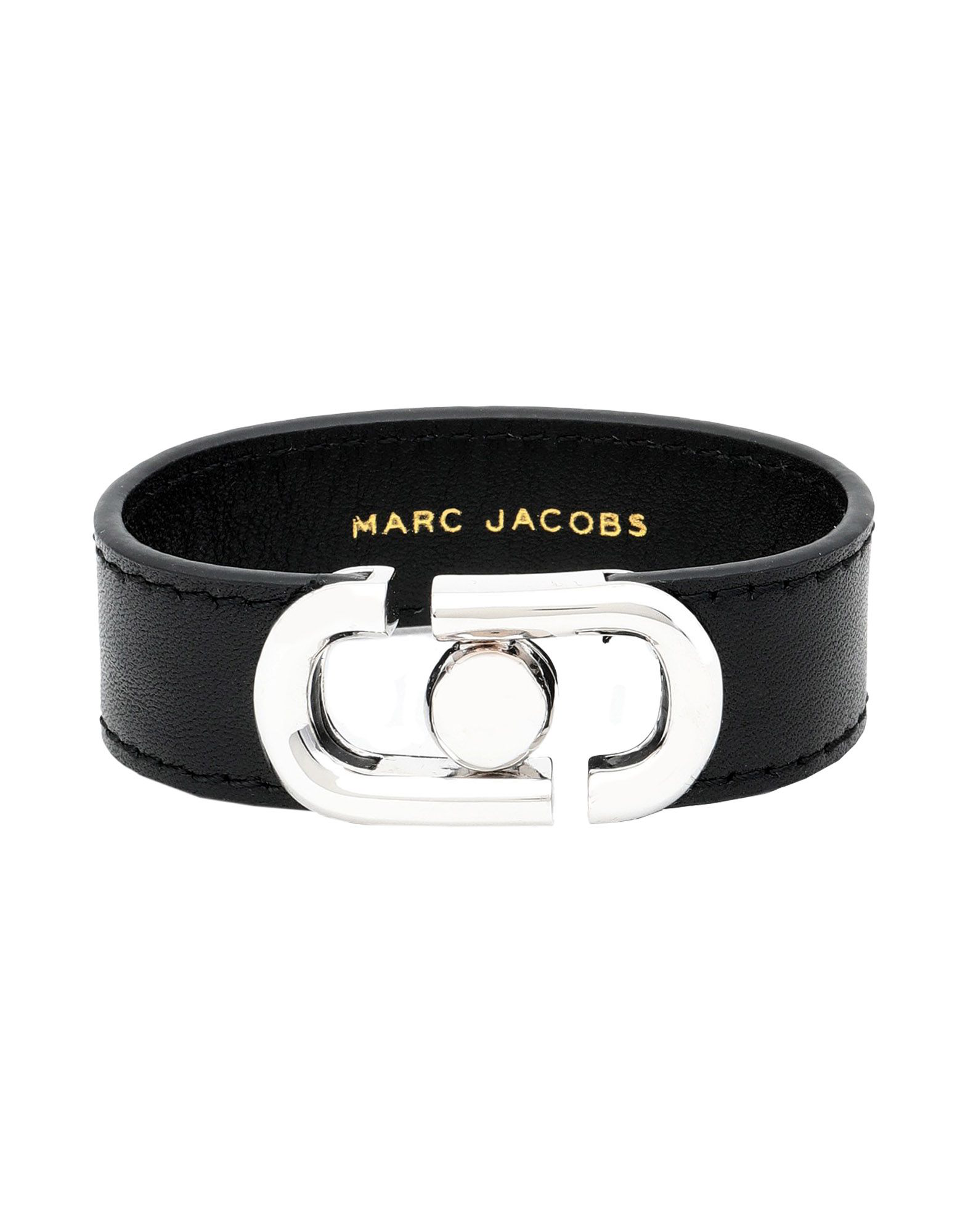 Marc Jacobs Bracelet In Black