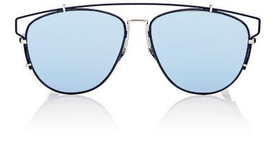 e7246502b3df Dior Technologic Cutout Aviator Sunglasses In Blue | ModeSens