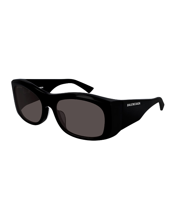 38cad86ee8 Balenciaga Women s Rectangular Sunglasses