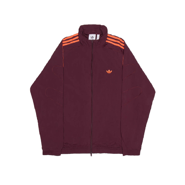 Adidas Originals Flamestrike Track Top In Black