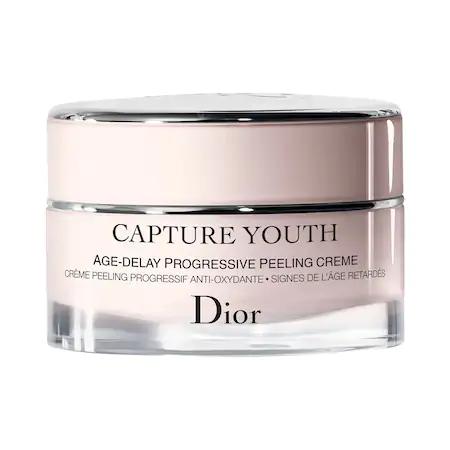 Dior Capture Youth Age-delay Progressive Peeling CrÈme