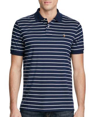 Polo Ralph Lauren Hampton Striped Cotton Regular Fit Polo Shirt In Multi