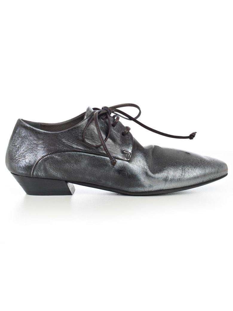 MarsÈll Laced Shoes In Blu Navy