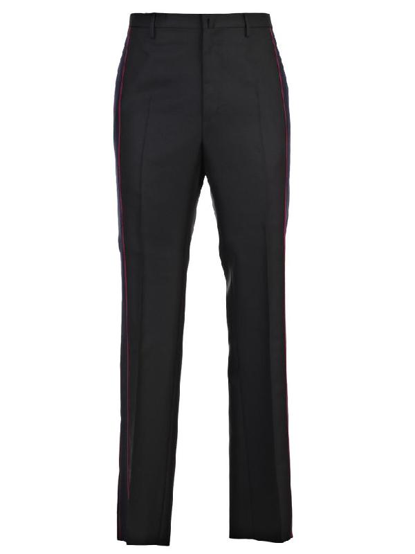 Lanvin Trousers In Black