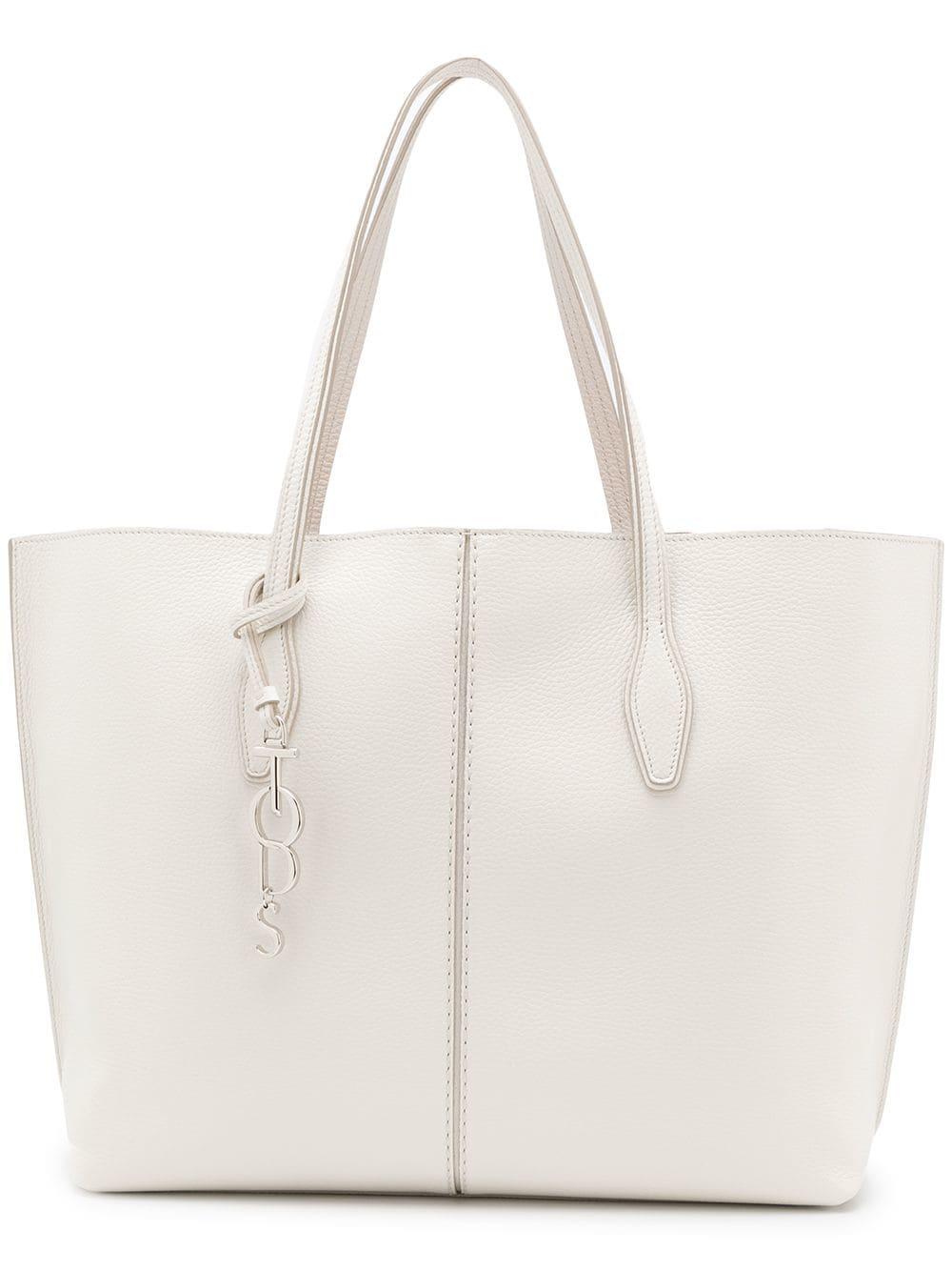59f7adf40d860 Tod s GroßE  Joy  Handtasche - Weiß In White