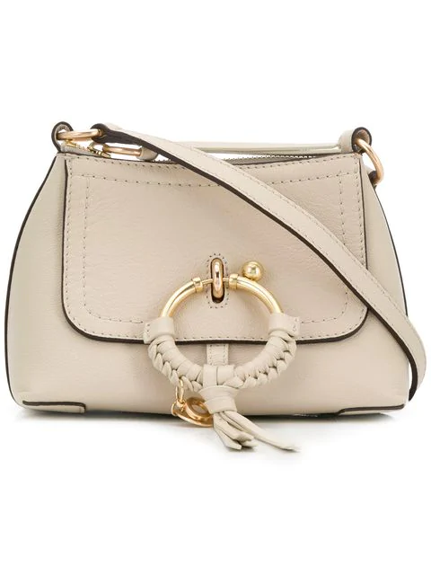 See By ChloÉ Joan Crossbody Bag In Neutrals