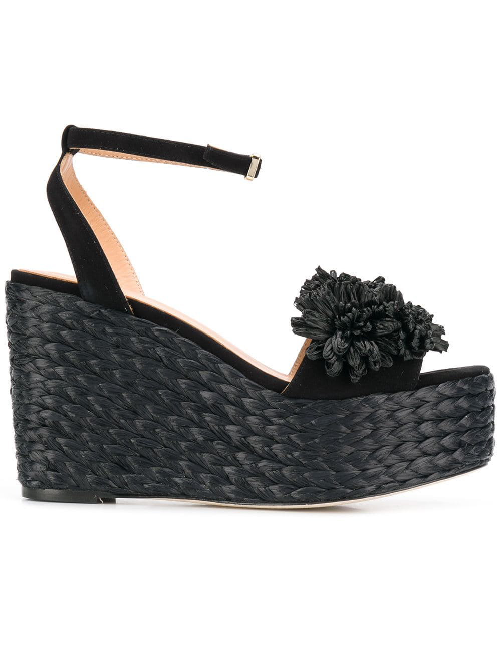0e0f23bbd8b Paloma BarcelÓ Armele Kid Platform Sandals - Black