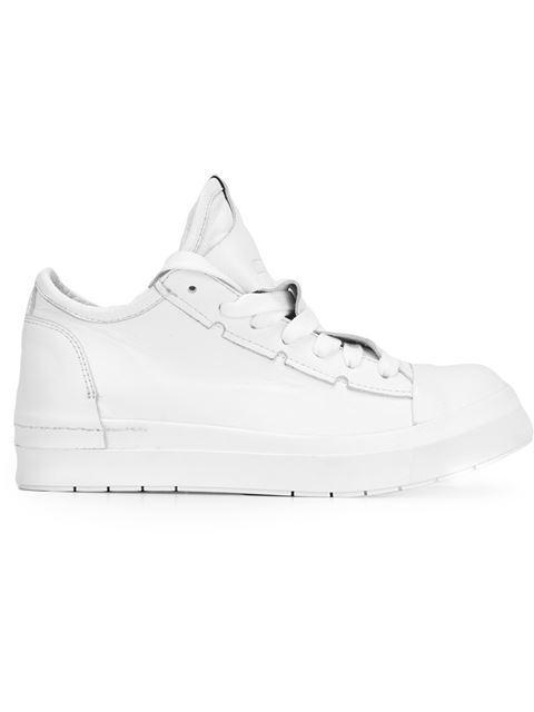 Cinzia Araia Chunky Low Top Sneakers In White