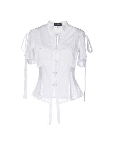 John Richmond Shirts In White
