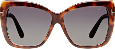 a291d137d8ddc Tom Ford  Irina  59Mm Sunglasses - Blonde Havana   Gradient Brown ...