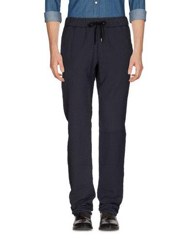 Giorgio Armani Casual Pants In Steel Grey