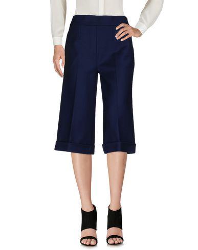 Neil Barrett Cropped Pants & Culottes In Blue
