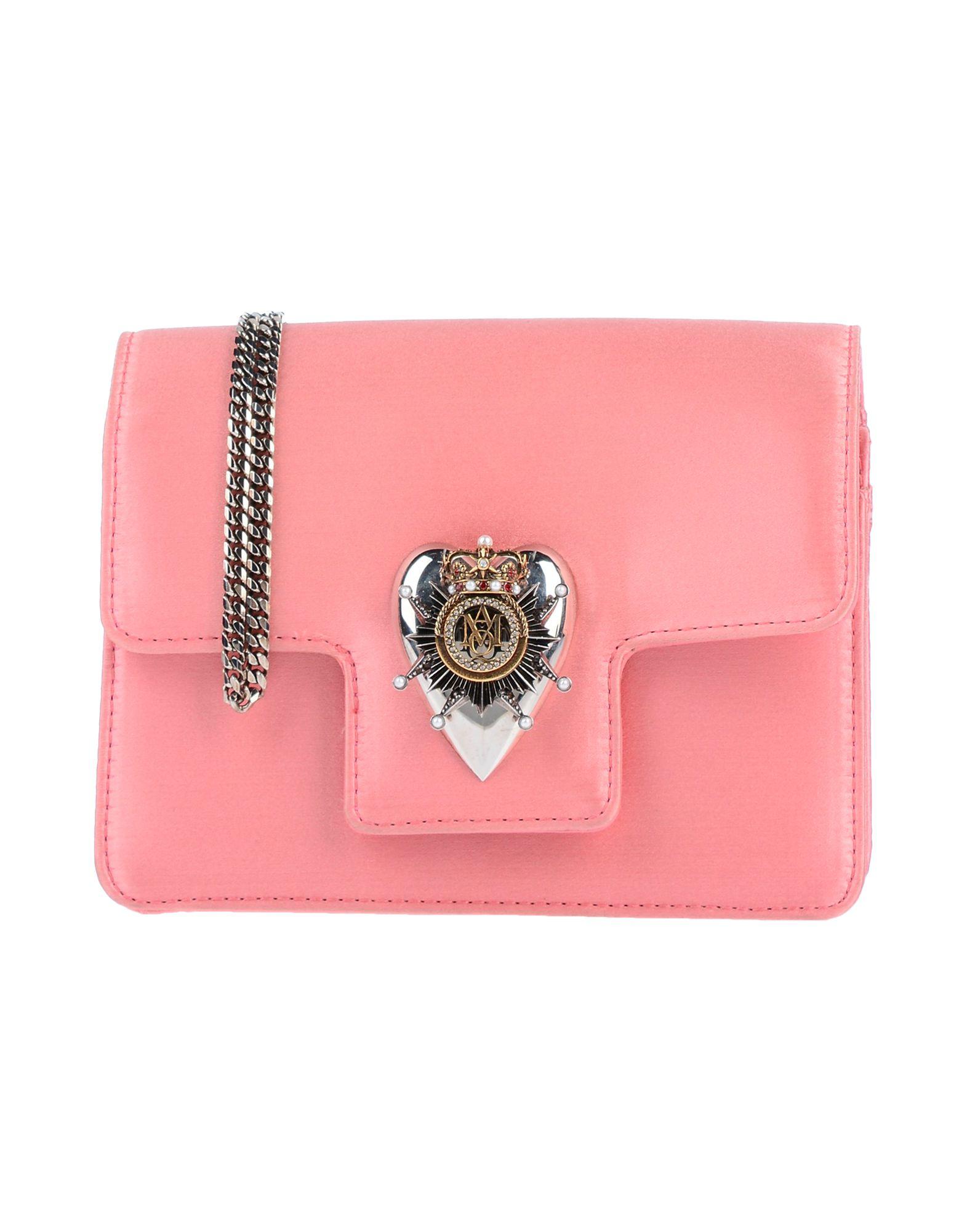 Alexander Mcqueen Handbags In Pink | ModeSens