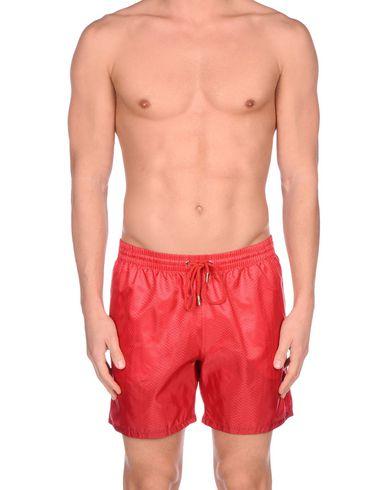 La Perla Swim Trunks In Red
