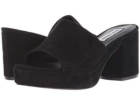 98a453d89caa Steve Madden Relax Slid Block Heeled Sandal