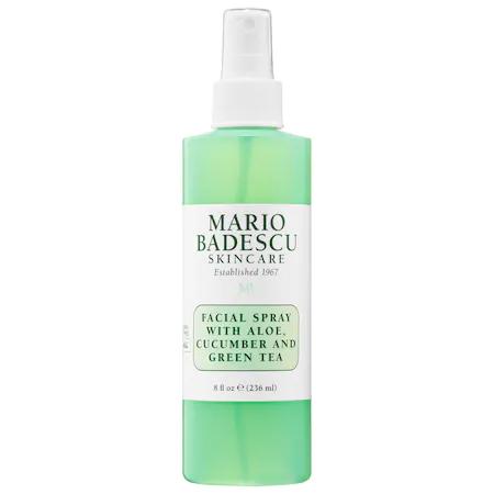 Mario Badescu Facial Spray With Aloe, Cucumber And Green Tea 8 oz/ 236 ml