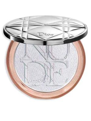 Dior Skin Nude Luminizer Shimmering Glow Powder In 06 Holographoc Glow