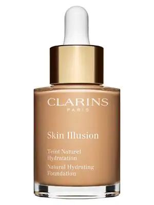 Clarins Women's Skin Illusion Foundation In Brown