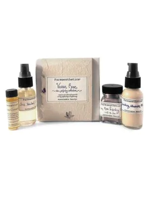 Farmaesthetics Women's Vassar Rose Skin Perfecting Collection