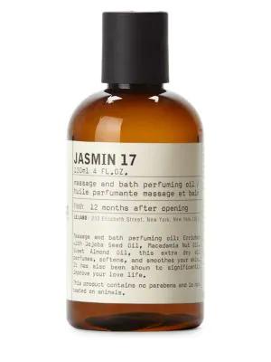 Le Labo Women's Jasmin 17 Body Oil