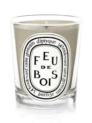 Diptyque Feu De Bois Scented Mini Candle