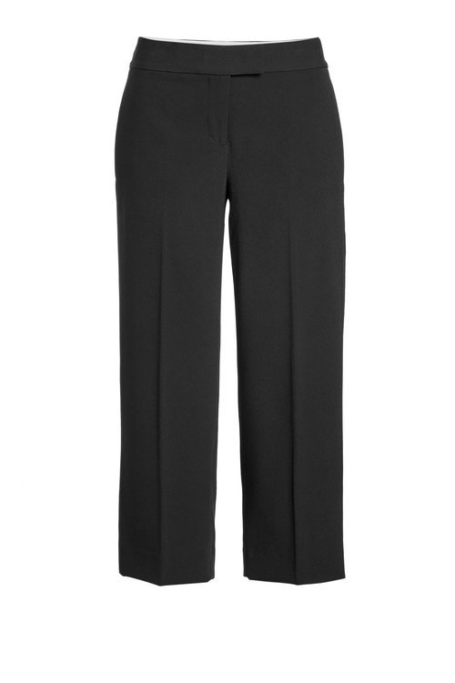 Dkny Tailored Pants In Black