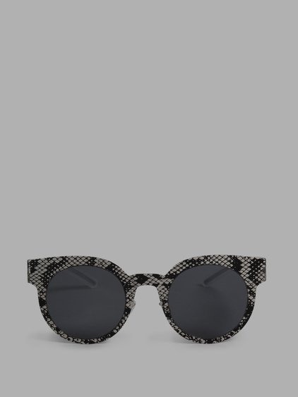 Maison Margiela With mykita Animalier Transfer Sunglasses