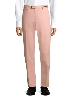 Pt01 Super-stretch Kinetic Trousers In Pink