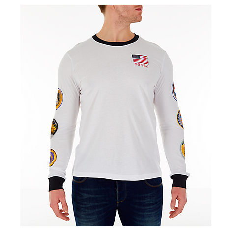3c63c154424724 Nike Men s Pg 3 X Nasa Long-Sleeve T-Shirt