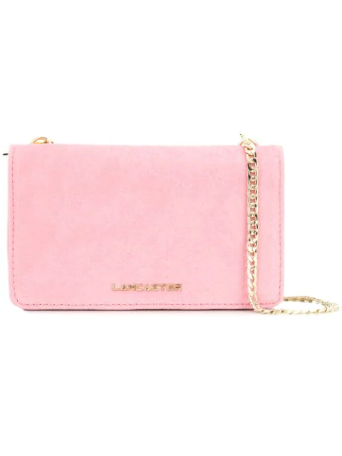 Lancaster Small Clutch Bag In Pink