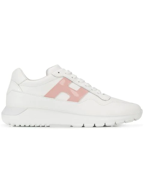 Hogan Interactive³ Sneakers In White