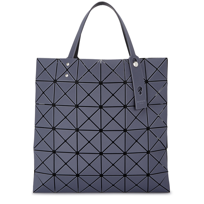 6df9e9c35a Bao Bao Issey Miyake Lucent Frost Steel Blue Tote In Grey