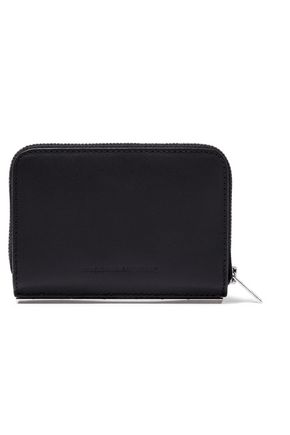 Alexander Wang Woman Leather Wallet Black