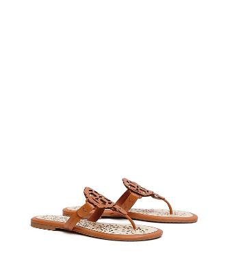 7c83d83bc4cb Tory Burch Miller Scallop Sandals