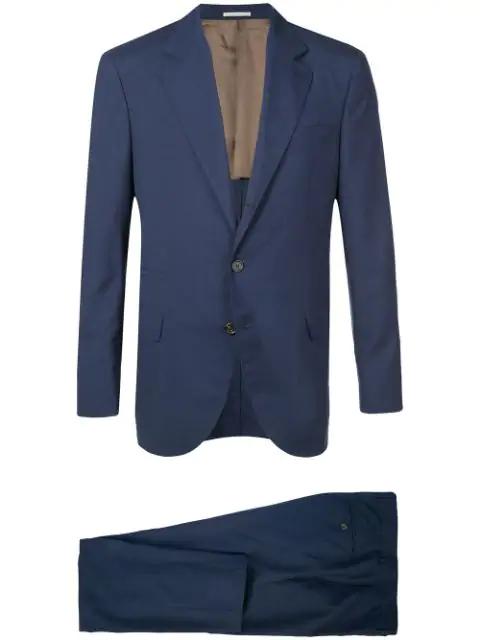 Brunello Cucinelli Two In Blue