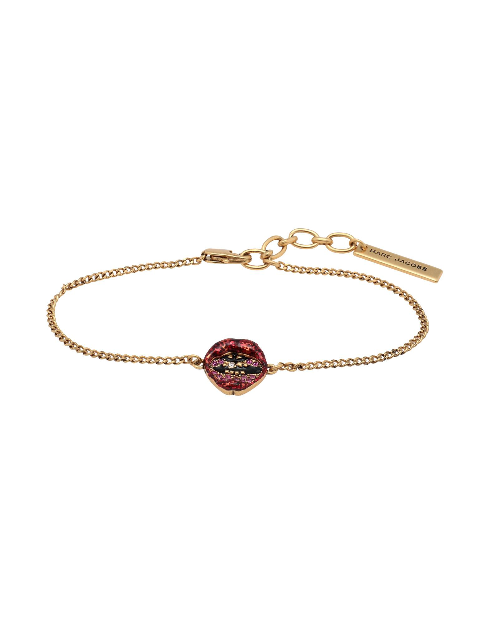 Marc Jacobs Bracelet In Gold