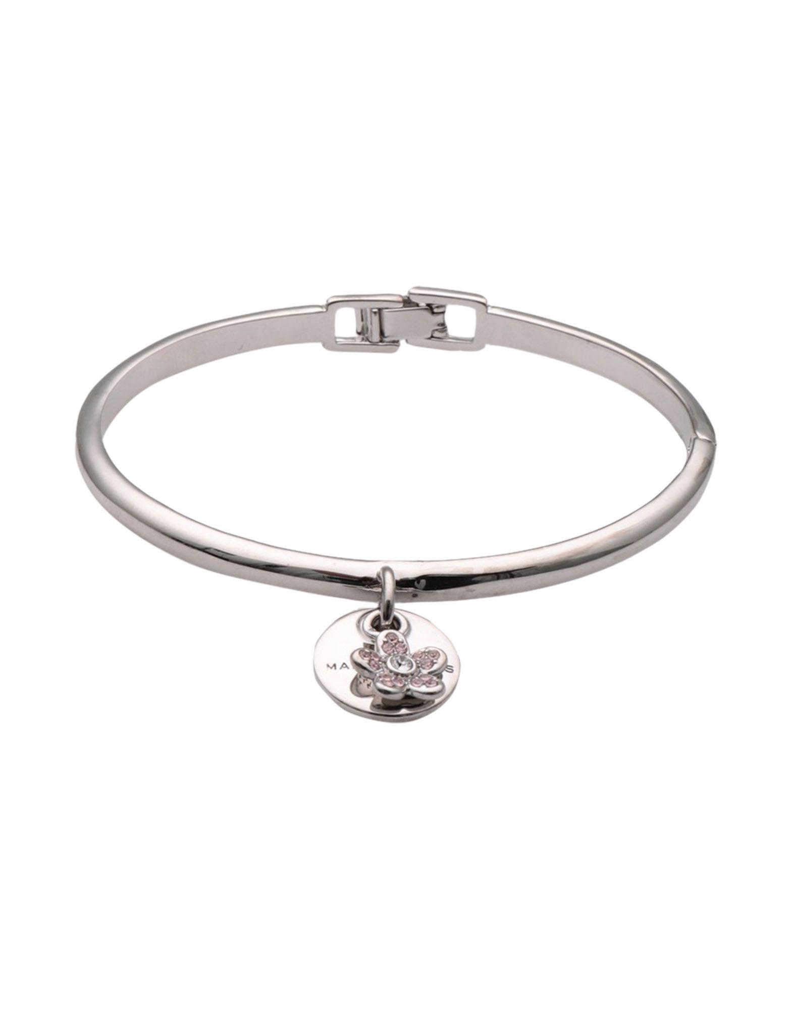 Marc Jacobs Bracelet In Silver