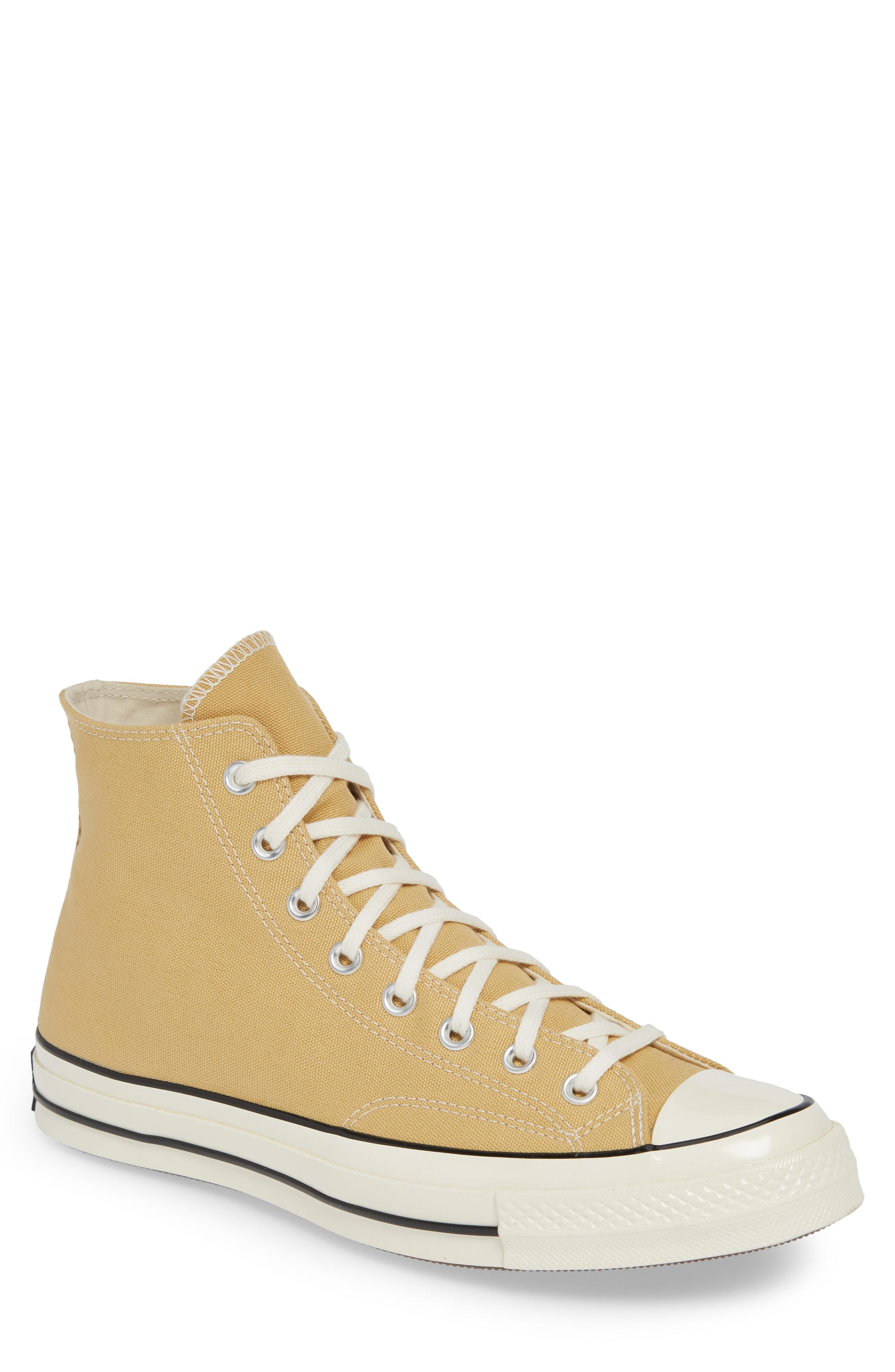 4ae89a9c4948 Converse Chuck Taylor All Star 70 High Top Sneaker In Club Gold  Black